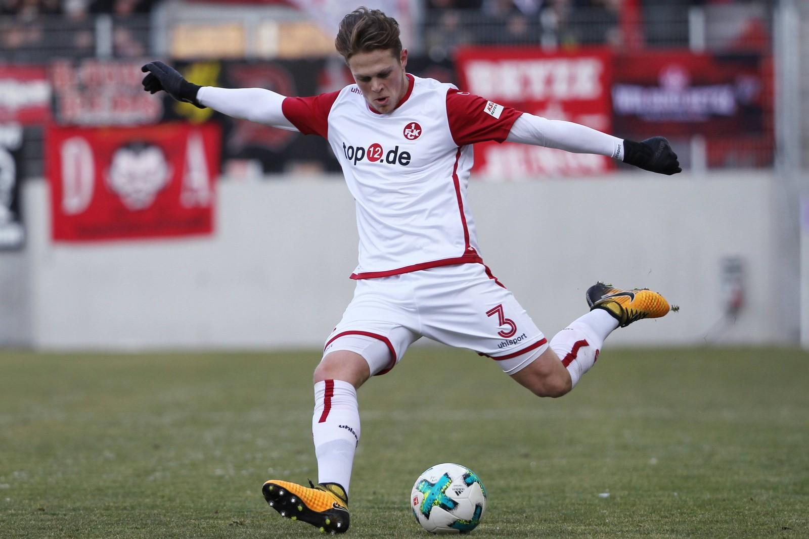 Joel Abu Hanna vom 1. FC Kaiserslautern
