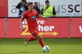 1. FC Heidenheim gegen SpVgg Greuther Fürth