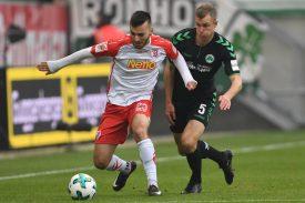 Fürth vs Jahn Regensburg