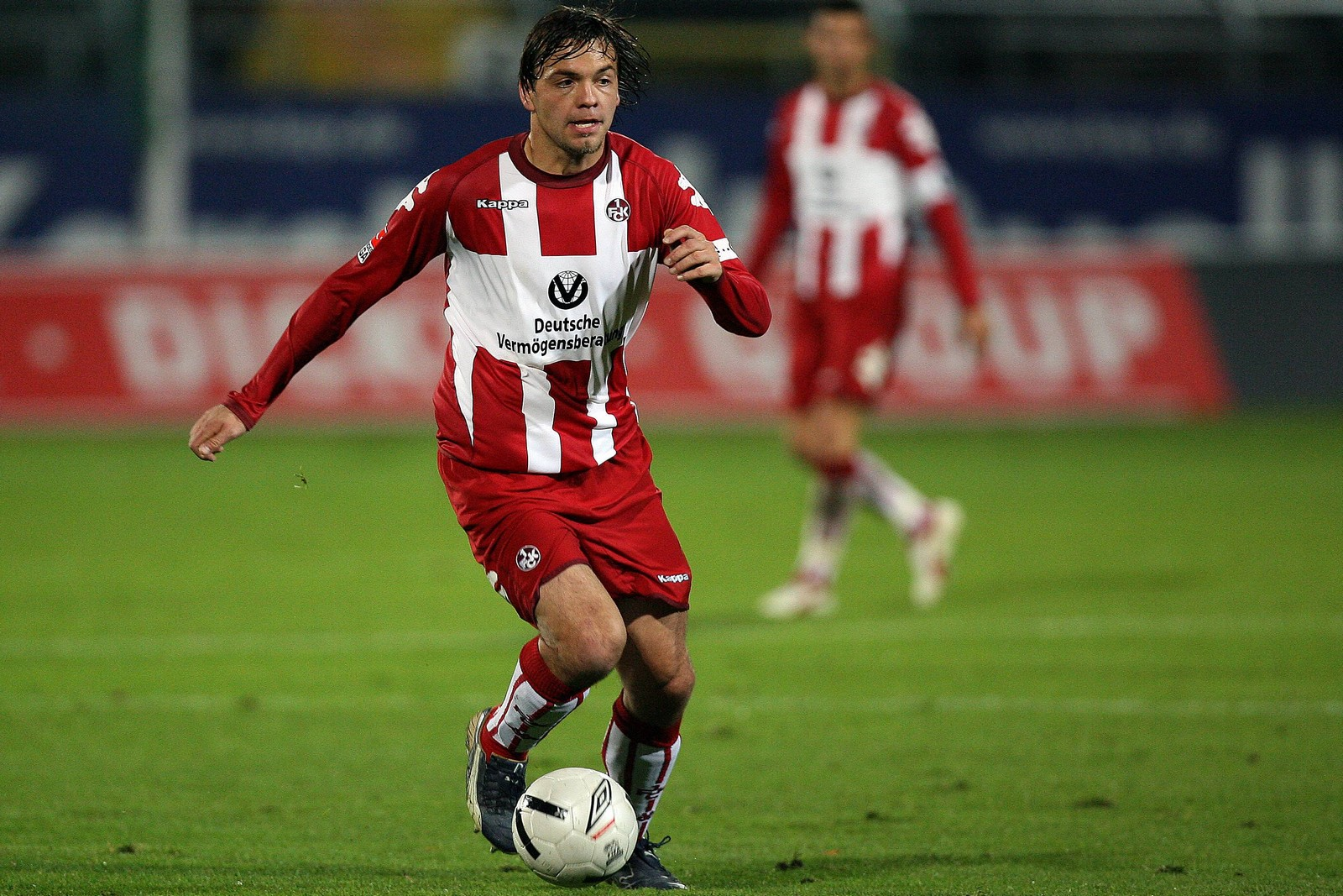 Sven Müller im Trikot des 1. FC Kaiserslautern