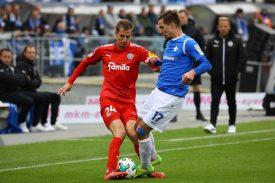 Heute: Holstein Kiel vs Darmstadt