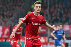 1.FC Kaiserslautern: Gino Fechner vor Verbleib