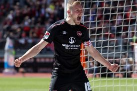 1. FC Nürnberg: Hanno Behrens ist Spieler des 33. Spieltags