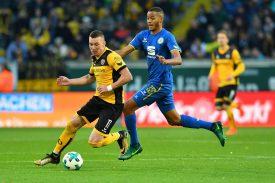 Heute: Braunschweig vs Dynamo Dresden
