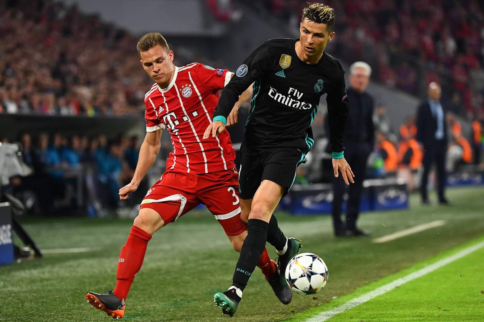 Setzt sich Kimmich wieder gegen Ronaldo durch? Jetzt auf Real Madrid gegen Bayern wetten