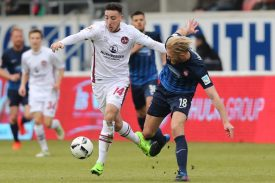 Heute: 1. FC Nürnberg vs Heidenheim