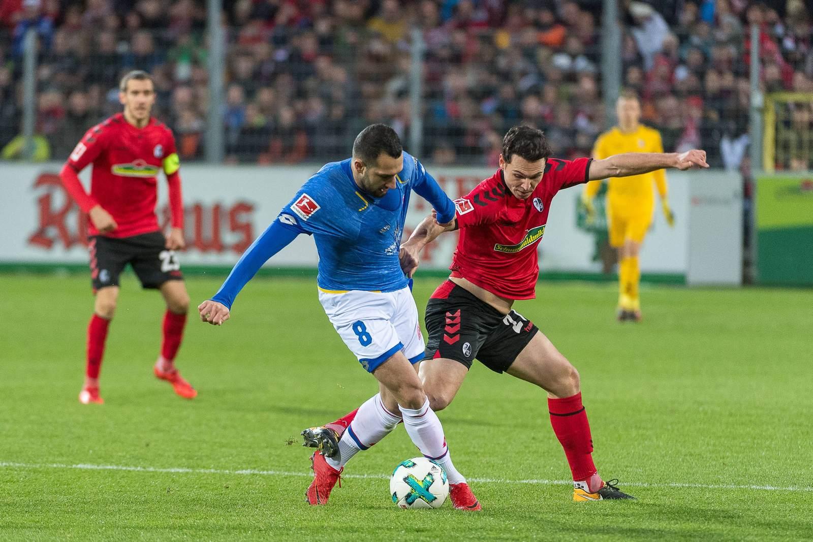 Mainz Gegen Freiburg