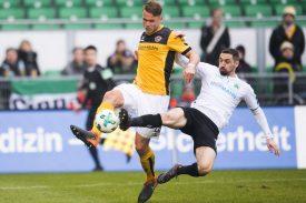 Dynamo Dresden: Interview mit Marcel Franke