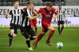 Heute: 1. FC Heidenheim gegen Sandhausen
