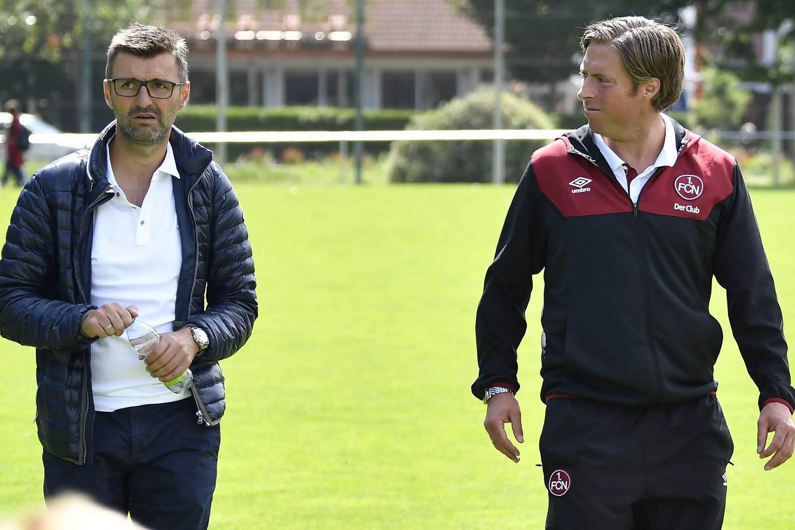 Michael Köllner und Michael Wimmer.