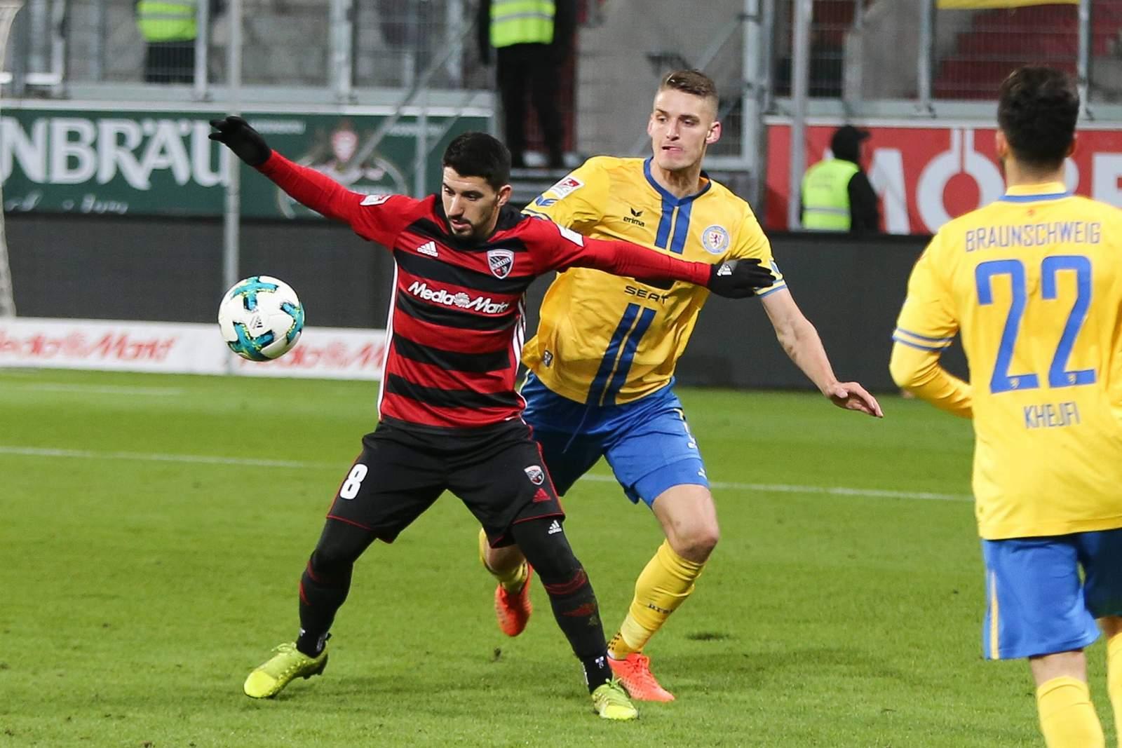 Eintracht braunschweig spiel ergebnis heute