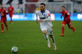 SV Sandhausen: Vier Neuzugänge vorgestellt