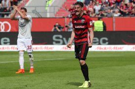 FC Ingolstadt: Stefan Kutschke als Teamplayer