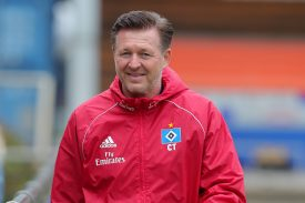 Hamburger SV: Die Trainerdiskussion nimmt Fahrt auf