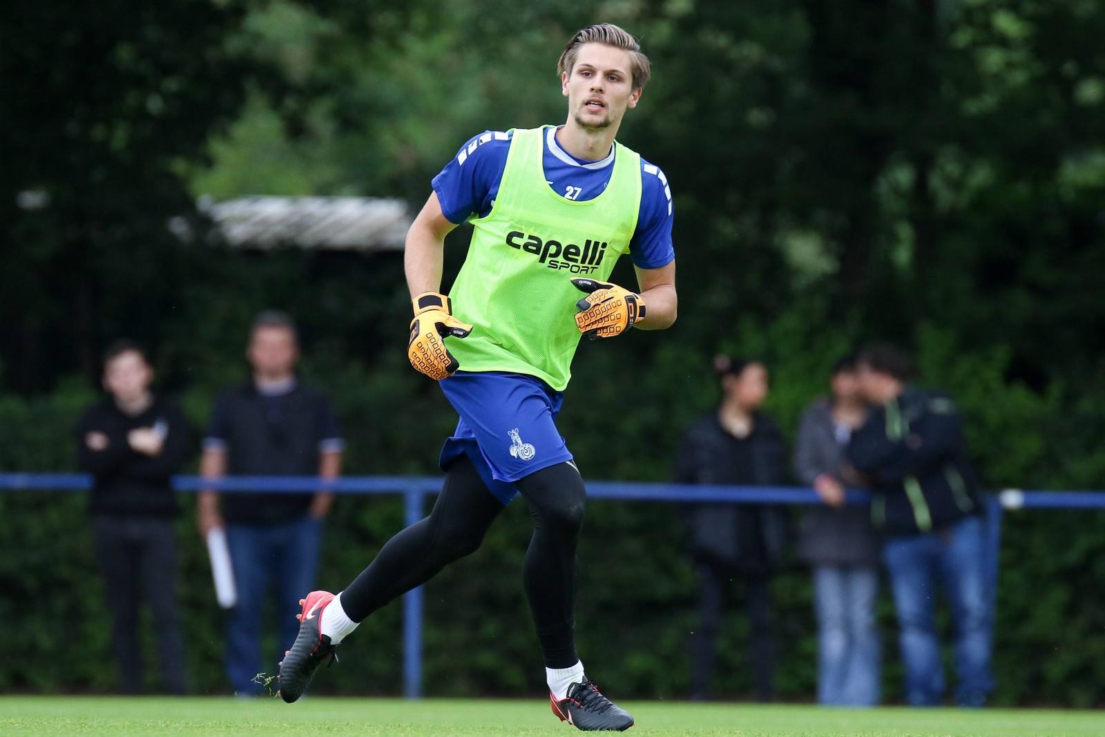 Daniel Mesenhöler blieb in den letzten beiden seiner neun Einsätze ohne Gegentreffer.