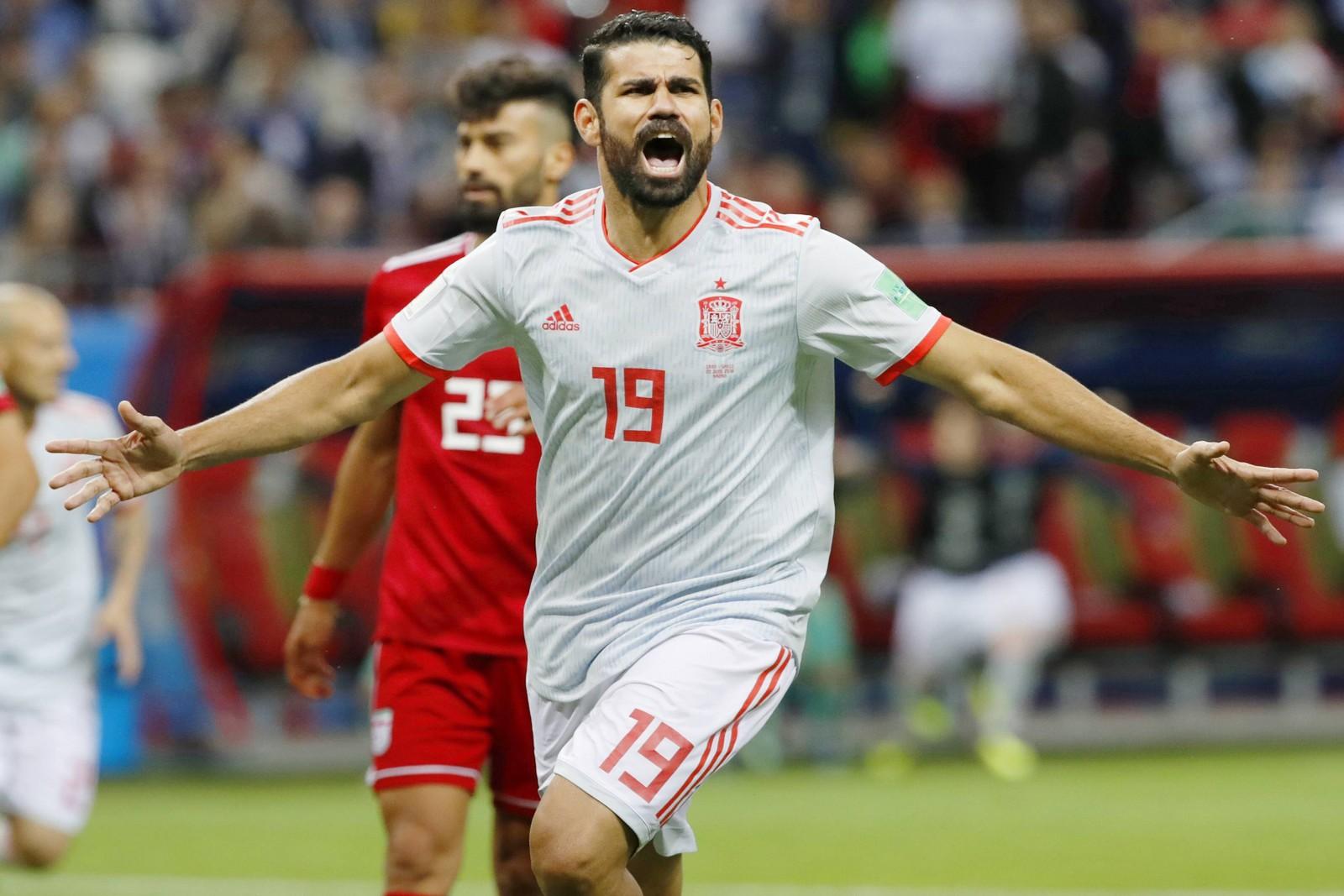 Marokko Vs Spanien