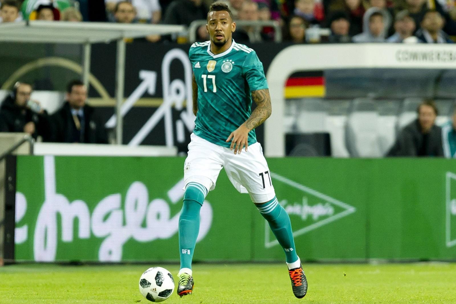 Jerome Boateng am Ball für Deutschland. Holt er wieder den Titel? Jetzt wetten!