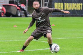 FC St. Pauli: Fallen auch Knoll und Möller Daehli aus?