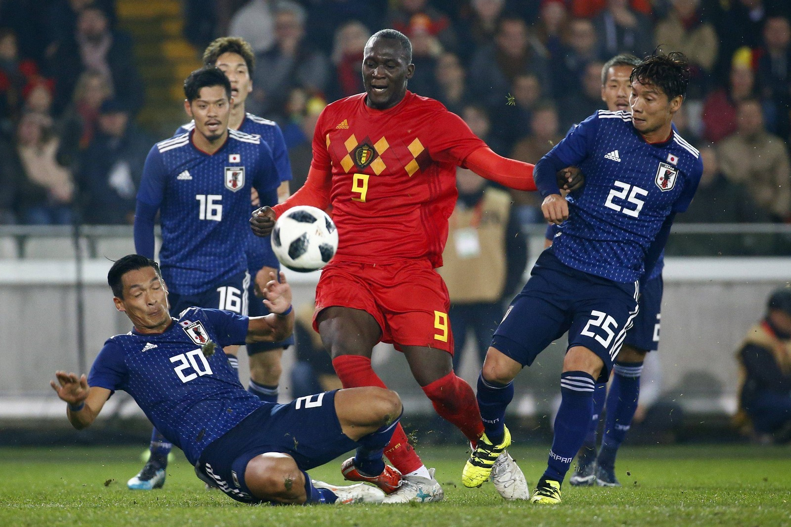 Prognose Belgien Japan