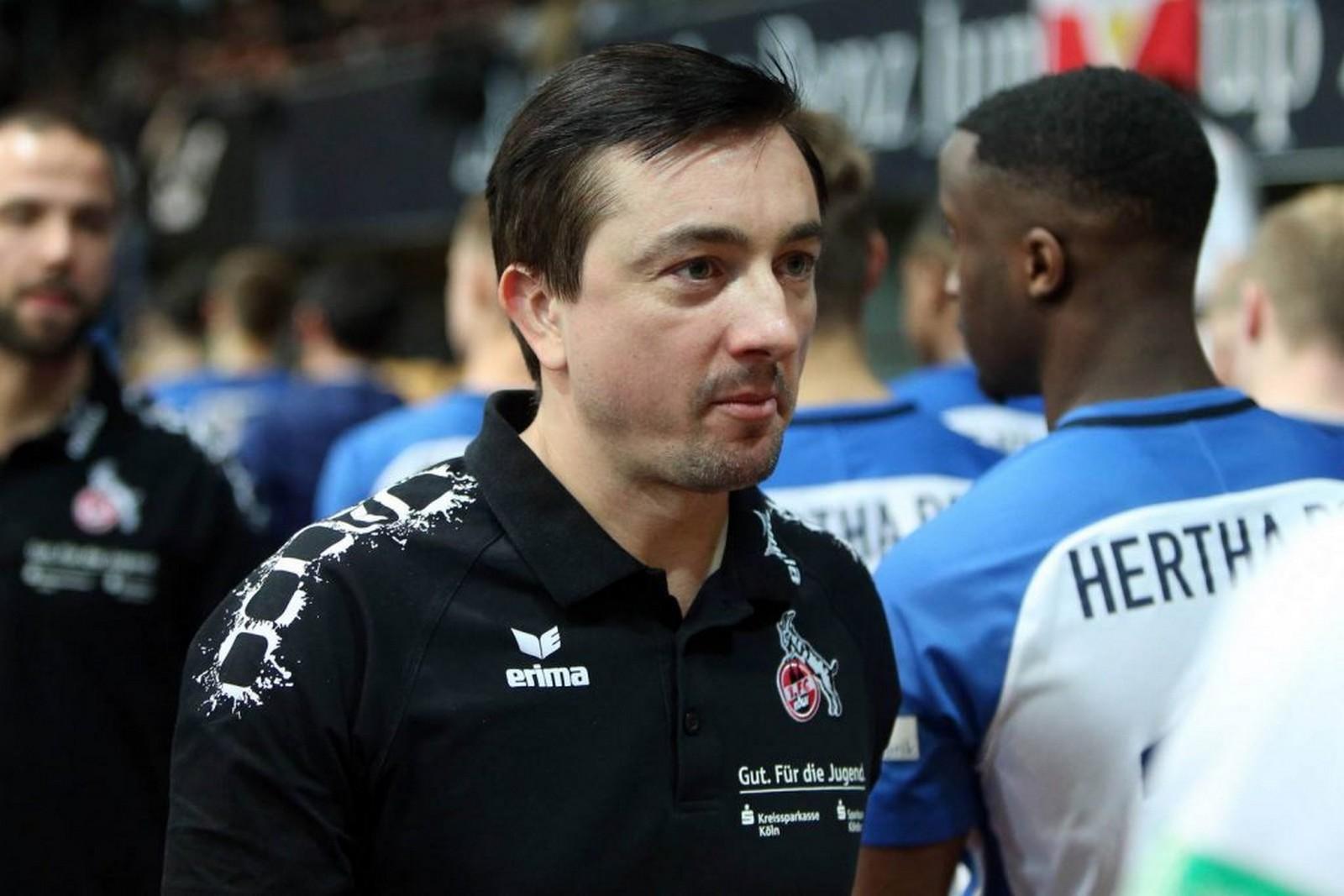 Daniel Meyer als Nachwuchsleiter des 1. FC Köln