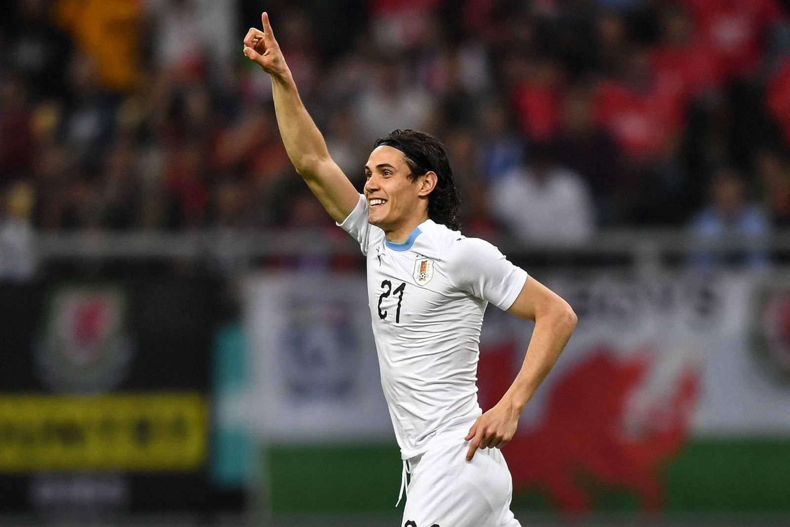 Uruguay um Angreifer Edinson Cavani zählt bei der WM zu den Mitfavoriten. Jetzt auf Ägypten gegen Uruguay setzen.