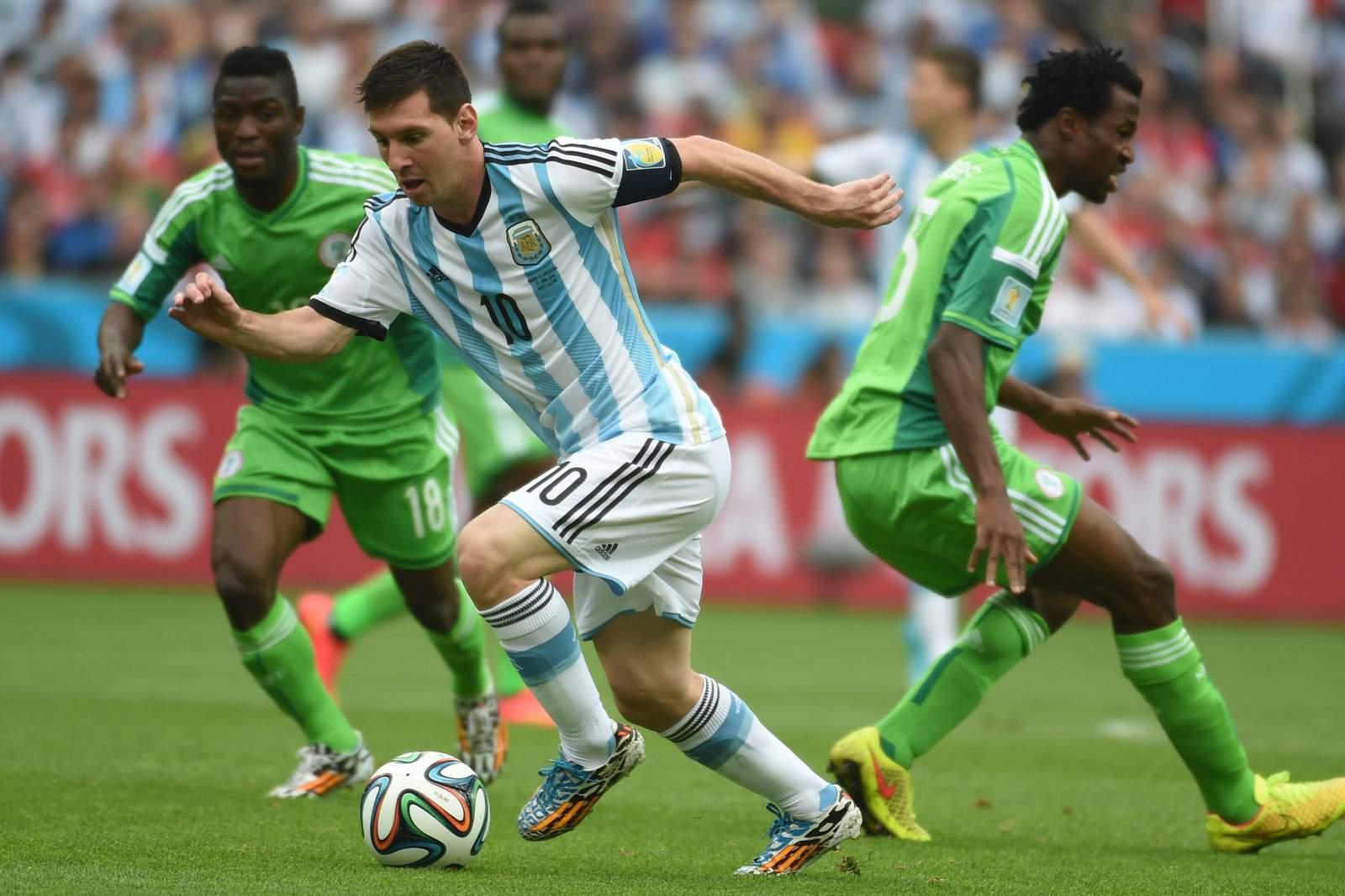 Setzt sich Messi wieder durch? Jetzt Nigeria vs Argentinien im Livestream schauen