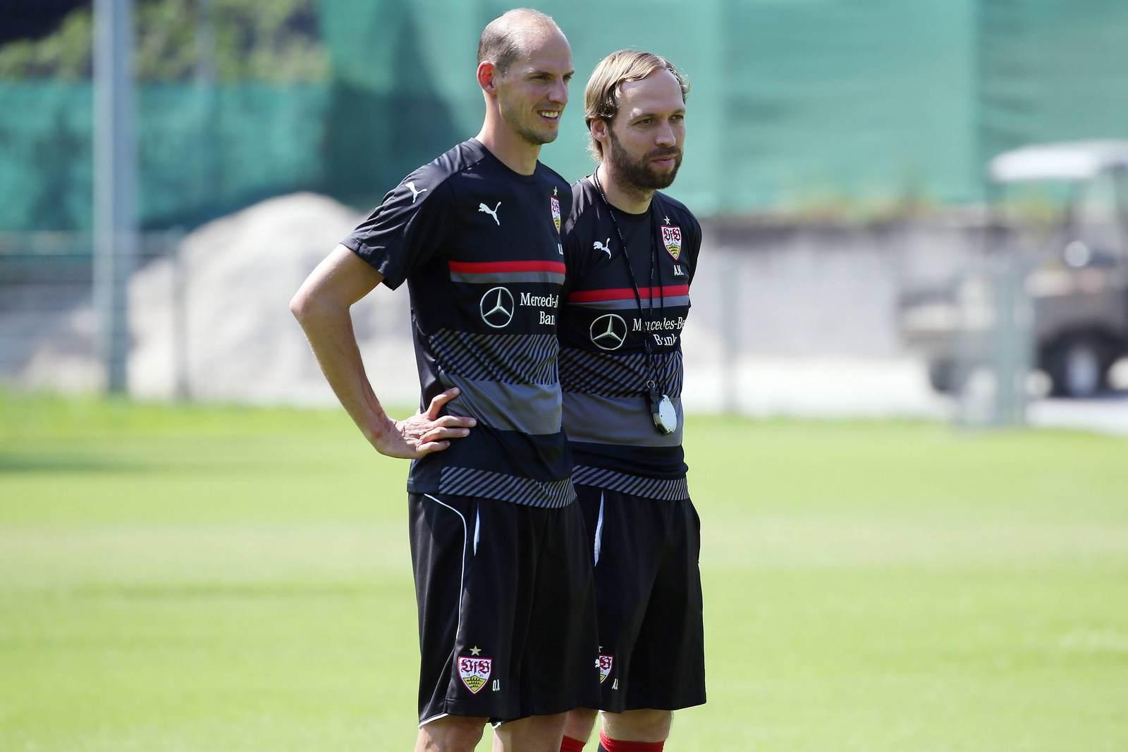 Oliver Barth und Andreas Hinkel