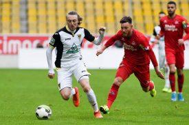 SC Paderborn: Interesse an Tobias Mohr?