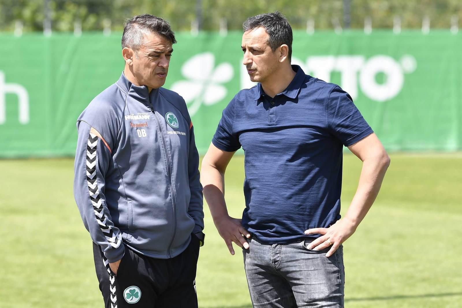 Damir Buric, Rachid Azzouzi