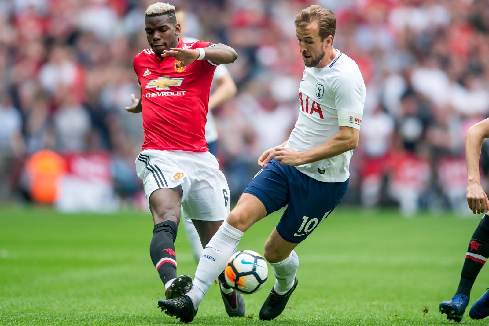 Kann Paul Pogba Harry Kane aufhalten? Jetzt auf ManU vs Tottenham wetten!
