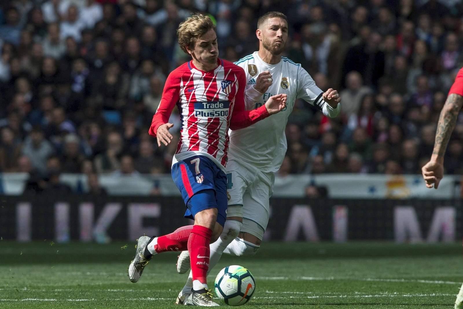 Kann Antoine Griezmann diesmal wieder gegen Sergio Ramos treffen? Jetzt wetten!