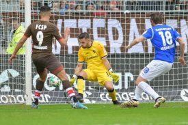 Heute: St. Pauli gegen Darmstadt