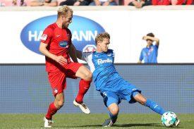 Heute: Holstein Kiel gegen 1. FC Heidenheim