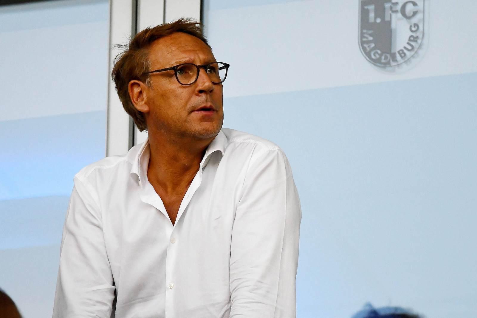 Präsident von Darmstadt 98: Rüdiger Fritsch