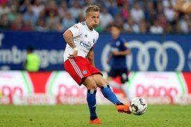 SV Sandhausen gegen Hamburger SV