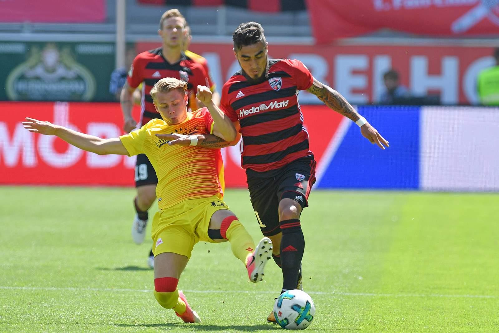 Setzt sich Dario Lezcano gegen Simon Hedlund durch? Jetzt auf Ingolstadt gegen Union Berlin wetten.