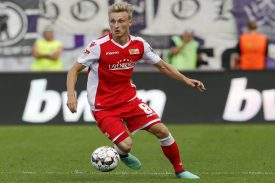 1. FC Union Berlin: Joshua Mees und Suleiman Abdullahi sammeln Spielpraxis