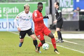 Holstein Kiel: Geht Kingsley Schindler im Winter?