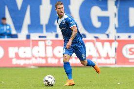 Sandhausen gegen 1. FC Magdeburg