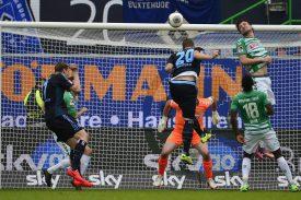 Heute: Greuther Fürth gegen HSV