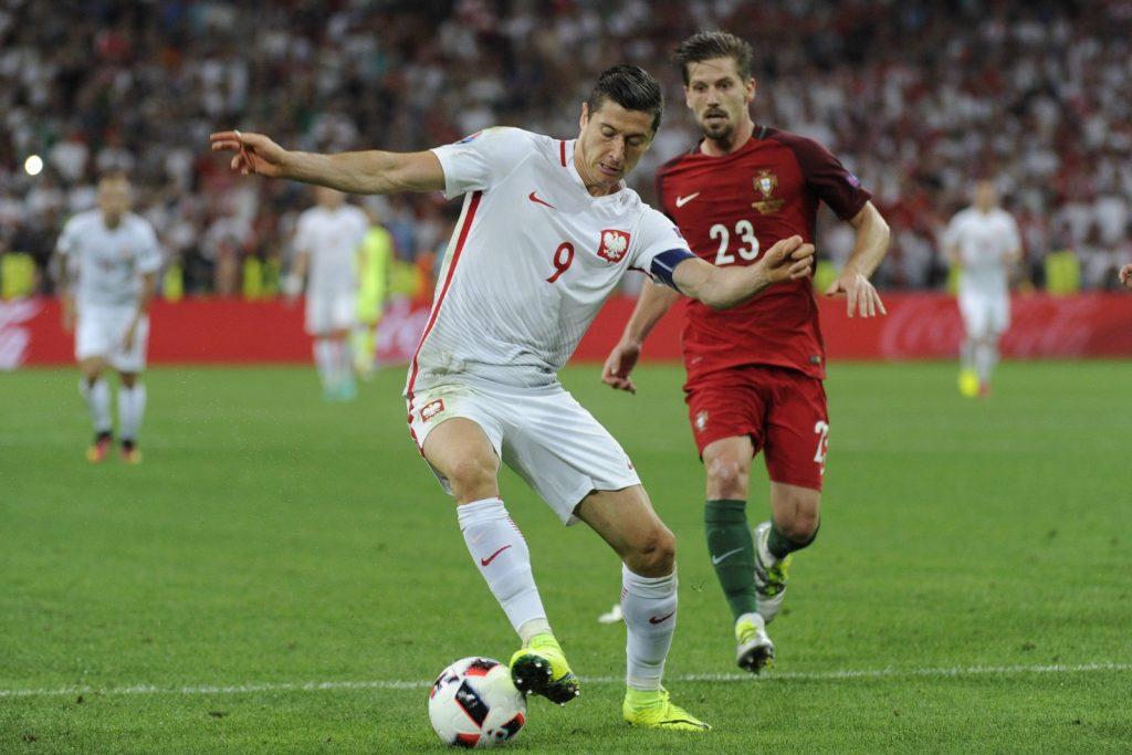 Spiel Polen Portugal