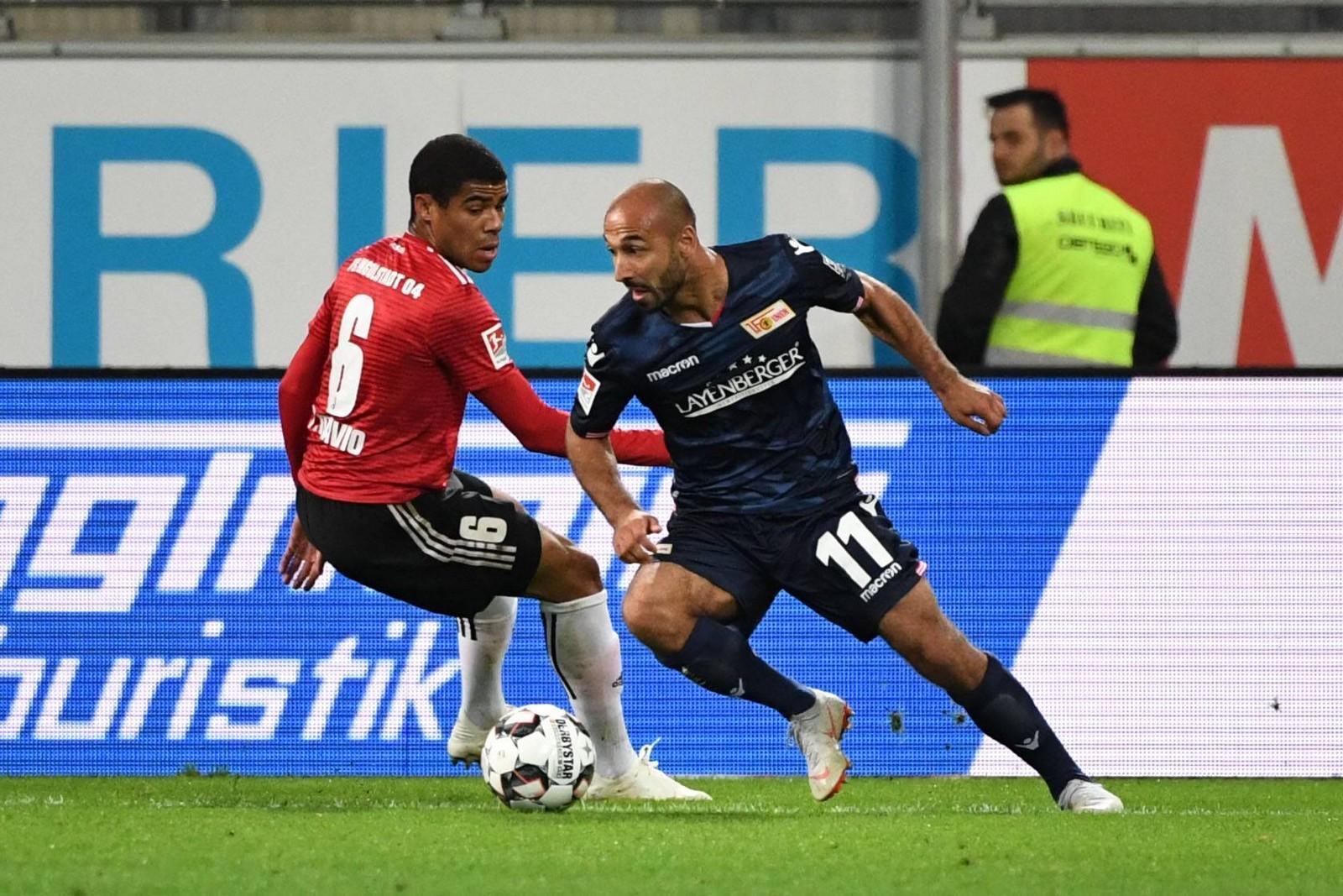 Akaki Gogia stand an allen neun Spieltagen für Union auf dem Feld.