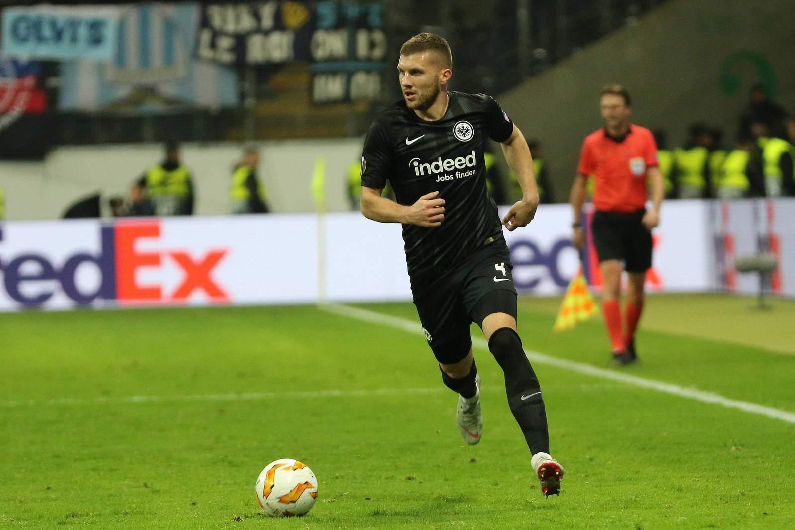 Setzt sich Rebic wieder durch? Jetzt auf Benfica gegen Eintracht Frankfurt wetten