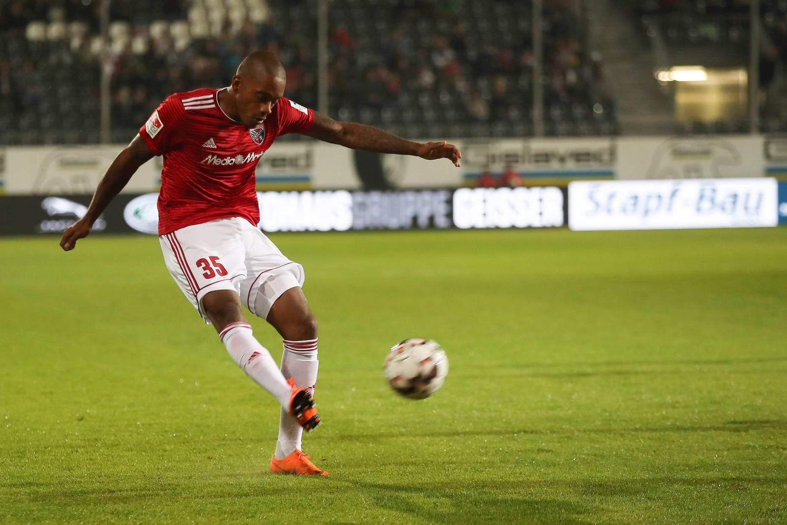 Charlison Benschop vom FC Ingolstadt