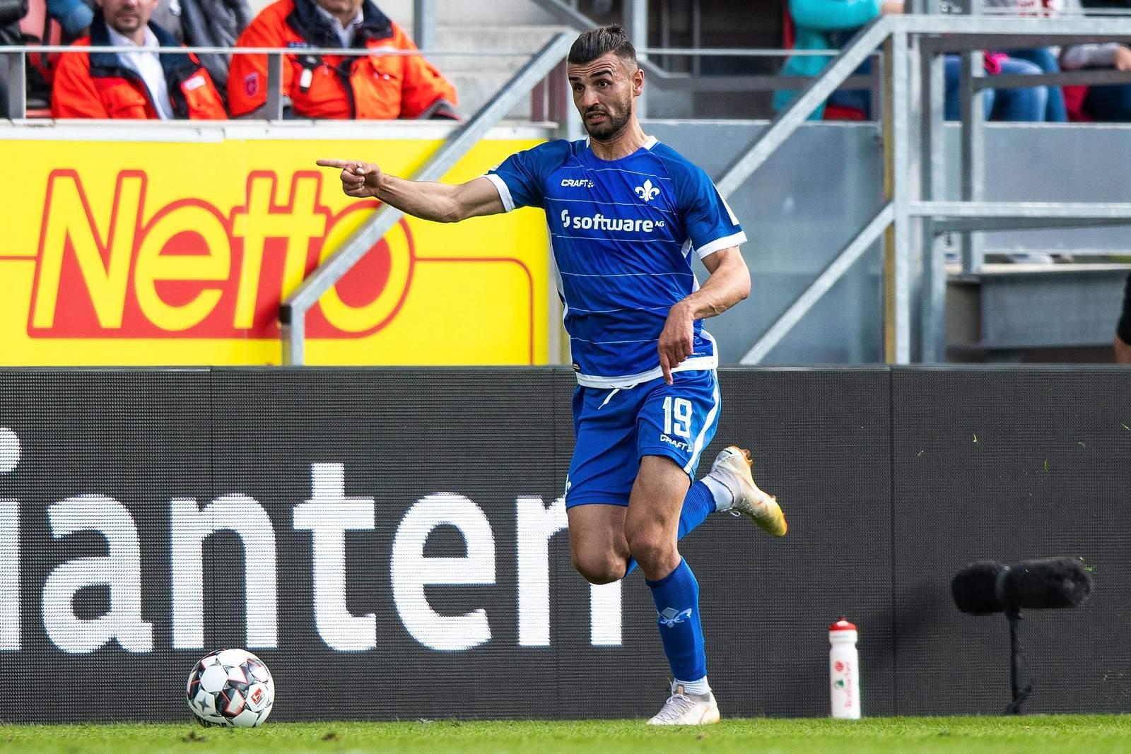 Holt sich Serdar Dursun drei Punkte im Duell mit seinem Ex-Klub? Jetzt auf Darmstadt gegen Fürth wetten.