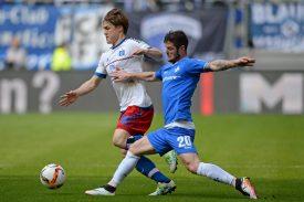 Darmstadt 98 gegen HSV
