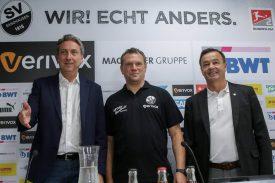 """Uwe Koschinat: """"Der nächste Step in meiner Trainerkarriere"""""""