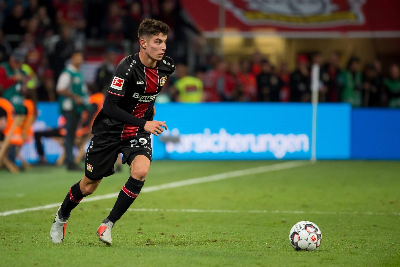 Kai Havertz sucht den freien Nebenmann + Jetzt auf Freiburg vs Leverkusen wetten