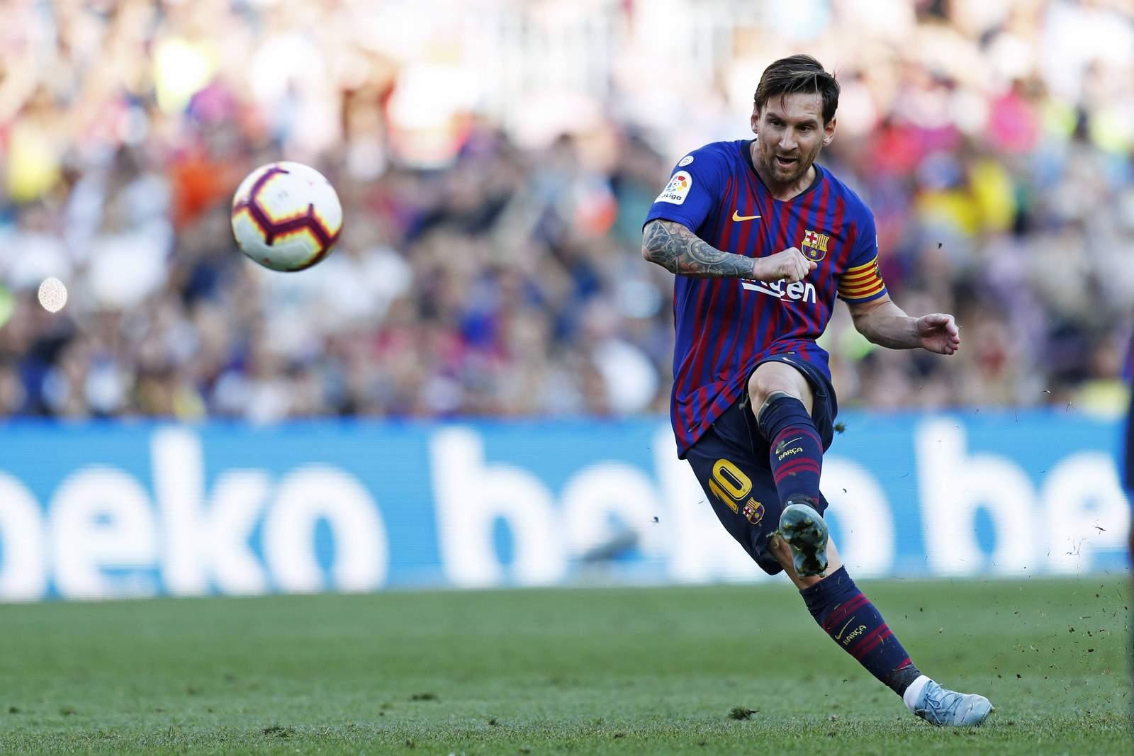 Trifft Messi wieder per Freistoß? Jetzt auf Lyon gegen Barcelona wetten