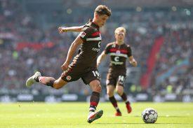 FC St. Pauli: Luca Zander im Derby dabei